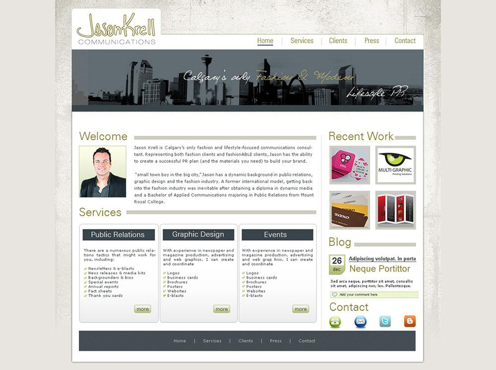 Marketing website design, job search australia base ...