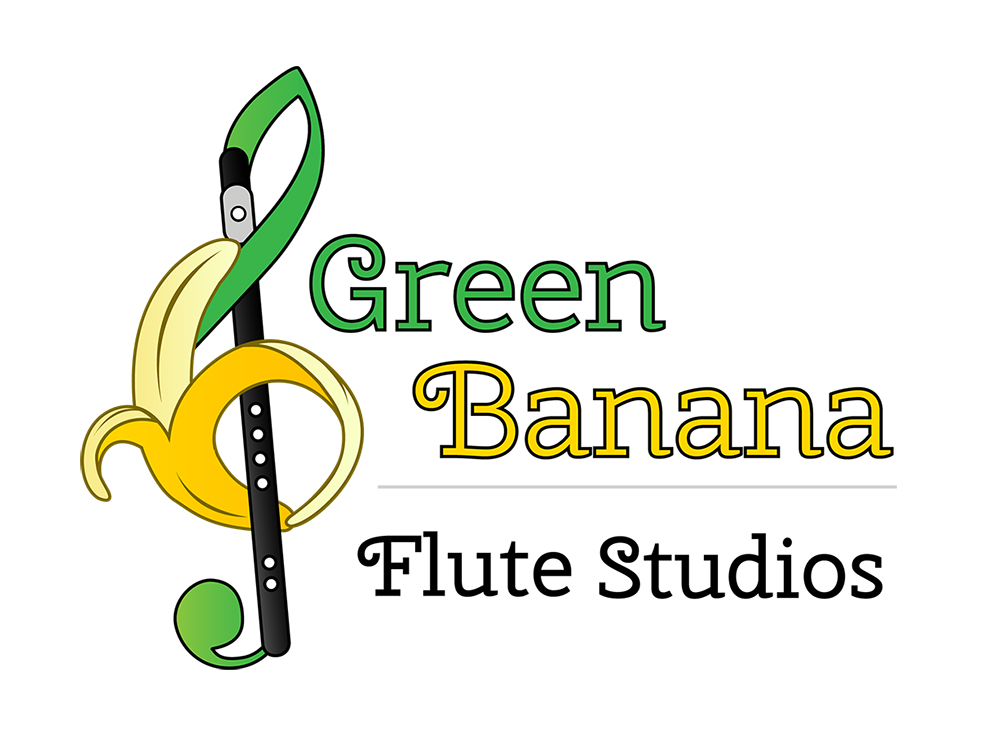 Graphic Design Studio Logos Logo Design For a Flute Studio
